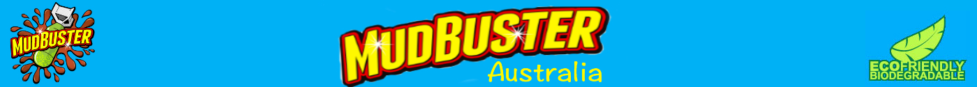 MudBuster Australia Ⓡ Logo