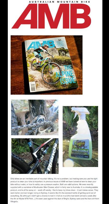 Australian Mountainbike Mag