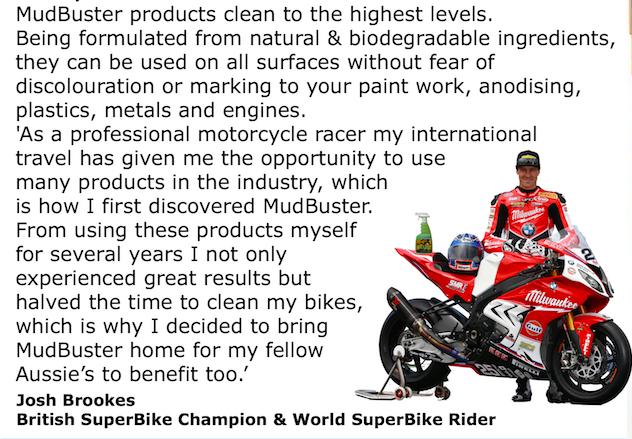 Josh Brookes Racer